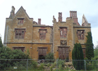Nocton Hall (Image from Wikipedia)