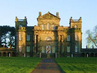 Seaton Delaval Hall, Northumberland (Image: Alan J. White / wikipedia)