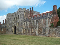 St Osyth Priory, Essex (Image: Stephen Dawson/geograph.co.uk)