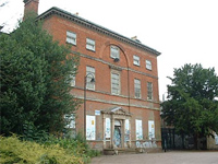 Braunstone Hall, Leicestershire (Image: East Midlands Oral History Archive))
