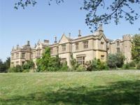 Chapel Cleeve Manor, Somerset (Image: Webbers)