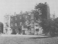 Compton Bassett House, Wiltshire (demolished 1929)