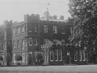 Beaurepaire House, Hampshire before the fire (Image: Lost Heritage: England's Lost Country Houses)