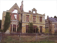 Nocton Hall, Lincolnshire (photo copyright: Tom Vaughan)