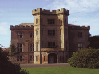 Barmoor Castle, Northumberland (Photo: SAVE Britain's Heritage)
