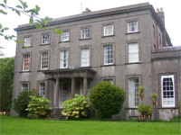 St Botolph's Mansion, Wales (Image: SAVE Britain's Heritage)
