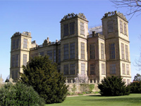 Hardwick Hall, Derbyshire (Image: Bolsover Online)