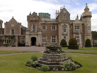 Abbortsford House, Scotland (Image: The Scotsman)