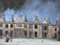 Raasay House, Scotland (Image: BBC News)