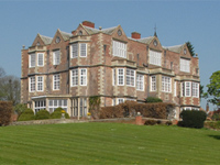 Goldsborough Hall, Yorkshire (Image: Goldsborough Hall)