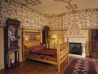 The Burges Room - Knightshayes Court, Devon (Image: Britain's Finest)