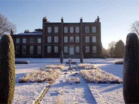Gunby Hall, Lincolnshire (Image: Gardens-Guide)