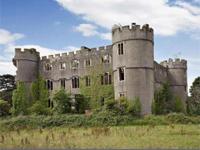 Ruperra Castle, Newport, Wales (Image: Savills)