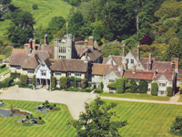 Cowdray Park House, West Sussex (Image: Knight Frank)