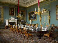 Private dining room - Wilton House (Image: Historic Houses Association)