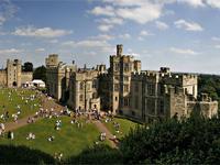 Warwick Castle, Warwickshire (Image: Gernot Keller/Wikipedia)