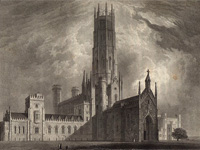 Fonthill Abbey, Wiltshire (Image: Wikipedia)