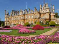 Waddesdon Manor, Buckinghamshire (Image: National Trust)