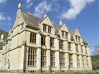 Woodchester Mansion, Gloucestershire (Image: Matthew Lister via Wikipedia)