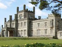Blairquhan Castle, Ayrshire, Scotland (Image: Blairquhan Castle website)
