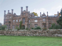Holme Eden Hall, Cumbria (Image: Smiths Gore estate agents)