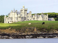 Balfour Castle, Isle of Shapinsay, Scotland (Image: Balfour Castle)