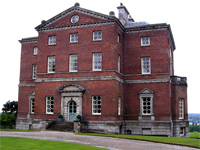 Barlaston Hall, Staffordshire (Image: Peter I. Vardy / Wikipedia)
