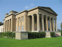 The Grange, Hampshire (Image: mpntod / Wikipedia)