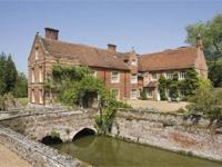 Playford Hall, Suffolk (Image: Savills)