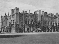 Cassiobury House, Hertfordshire (Image: Lost Heritage)