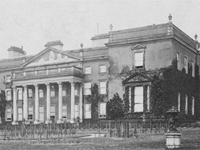 Gopsall Hall, Leicestershire (Image: Lost Heritage)