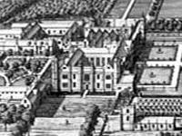 Rycote Park (Palace), Oxfordshire (Image: Thame History)