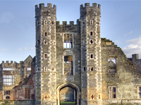 Cowdray House, Sussex (Image: Cowdray Heritage Trust)