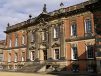 Wentworth Woodhouse - west front (Image: Matthew Beckett)