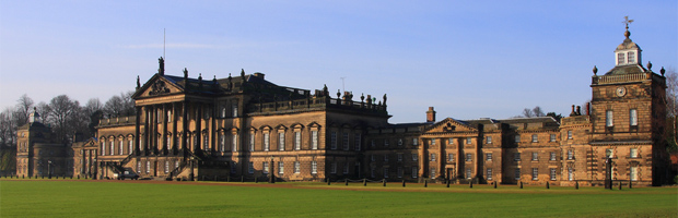 Wentworth Woodhouse, Yorkshire - east front (Image: dykwia / flickr)