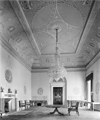Dining Room, Crichel House, Dorset (Image: A. E. Henson / Country Life Picture Library)