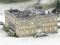 Crichel House, Dorset (Image: BNPS / Daily Mail)