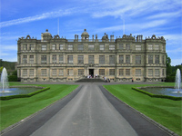 Longleat House, Wiltshire (Image: wikipedia)
