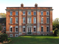 Walton Hall, Derbyshire (Image: Knight Frank)