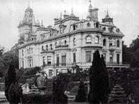 Park Place, Oxfordshire - c.1900 (Image: henleyonthames.org)