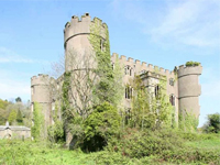 Ruperra Castle, Wales (Image: Jeffrey Ross - Estate Agent)