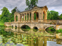 Bridge - Stowe House, Buckinghamshire (Image: Evoljo / flickr)