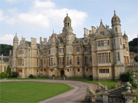 Harlaxton Manor, Lincolnshire (Image: stemurphy4 / flickr)