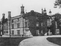 Drakelow Hall, Derbyshire (Image: Lost Heritage)