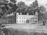 Great Barr Hall c1800 (Image: artist known / sourced from Bill Dargue)