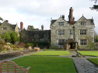 Gravetye Manor, Sussex (Image: Patrick Baty)