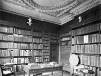 Library (1675), Ham House, Surrey (Image: Country Life Picture Library)