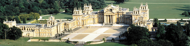 Blenheim Palace, Oxfordshire (Image: Blenheim Palace via flickr)
