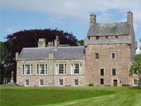 Bemersyde House, Scotland (Image: Kevin Rae / Geograph)