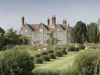 Barton Manor, Isle of Wight (Image: Sotheby's International Realty)